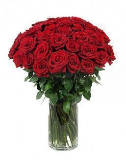 35 red roses | Flowers to women