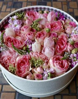 Pink Heaven | Flowers to women