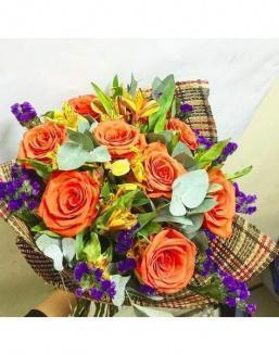 Chic bouquet | Flowers to women