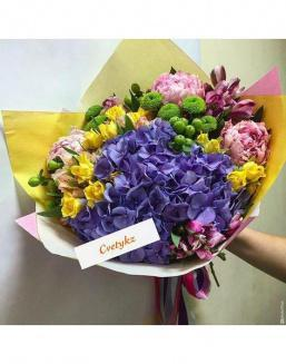 Sunny Bouquet | Flowers to women