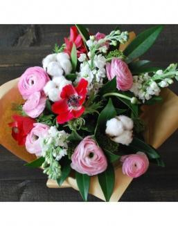 Simpathy bouquet | Flowers to women